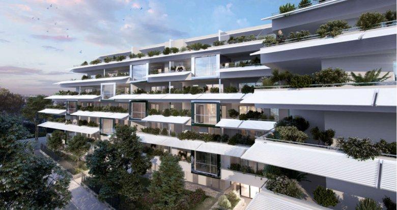 Achat / Vente immobilier neuf Montpellier quartier Port Marianne / Nouvelle Mairie (34000) - Réf. 899