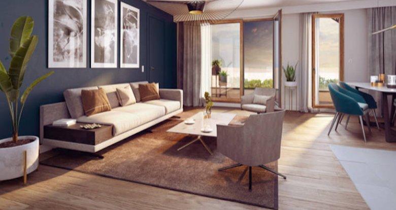 Achat / Vente immobilier neuf Montpellier quartier Port Marianne - République (34000) - Réf. 4902