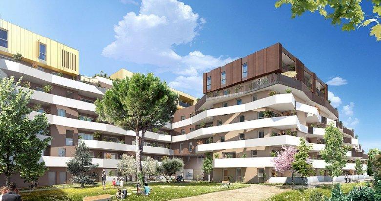 Achat / Vente immobilier neuf Montpellier quartier Près Arènes (34000) - Réf. 1499