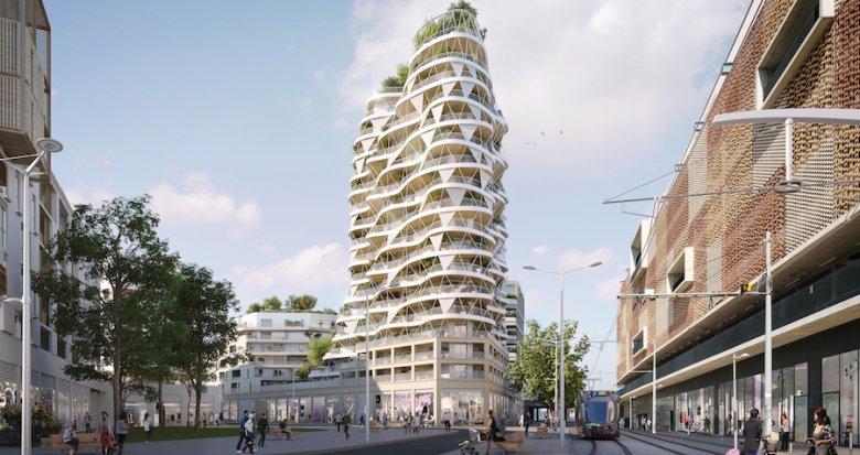 Achat / Vente immobilier neuf Montpellier quartier Saint Roch (34000) - Réf. 3573