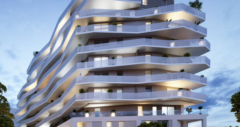 Achat / Vente immobilier neuf Montpellier quartier Saint Roch (34000) - Réf. 3732