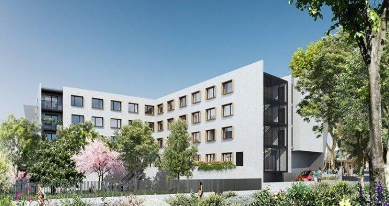 Achat / Vente immobilier neuf Montpellier résidence étudiante quartier des Beaux-Arts (34000) - Réf. 1146