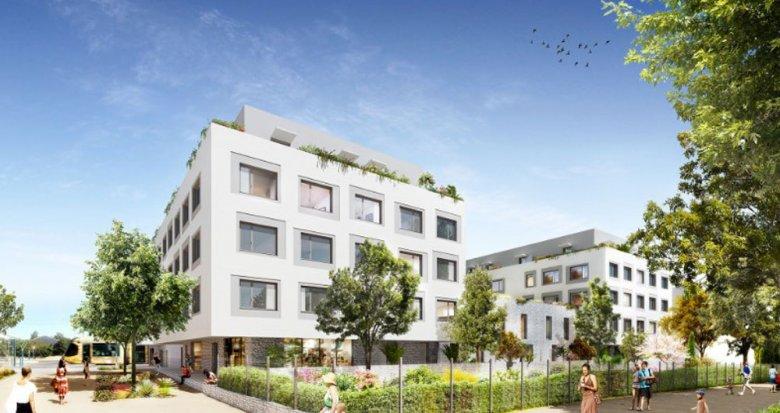 Achat / Vente immobilier neuf Montpellier : Résidence étudiante quartier Prés d'Arènes (34000) - Réf. 386