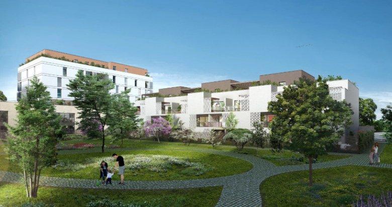 Achat / Vente immobilier neuf Montpellier Restanque (34000) - Réf. 5351