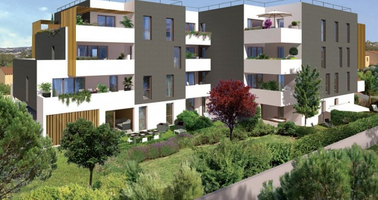 Achat / Vente immobilier neuf Montpellier secteur Port Marianne (34000) - Réf. 4588