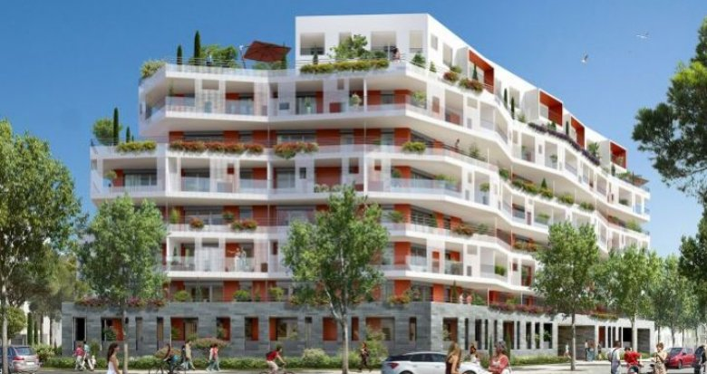 Achat / Vente immobilier neuf Montpellier secteur Port Marianne (34000) - Réf. 436