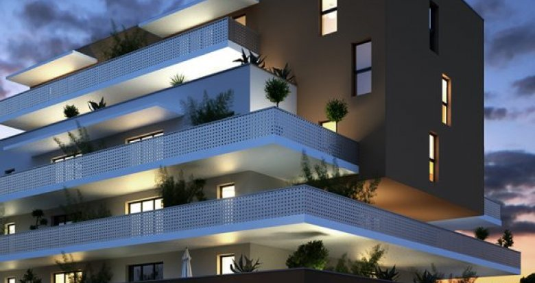 Achat / Vente immobilier neuf Montpellier Sud (34000) - Réf. 1483
