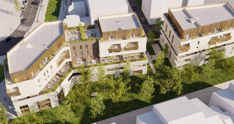 Achat / Vente immobilier neuf Montpellier sud (34000) - Réf. 6209