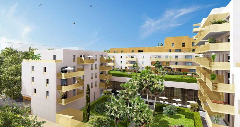 Achat / Vente immobilier neuf Montpellier Sud (34000) - Réf. 1638