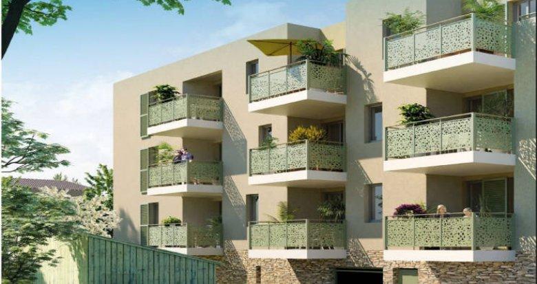 Achat / Vente immobilier neuf Montpellier sud du quartier Aiguelongue (34000) - Réf. 4455