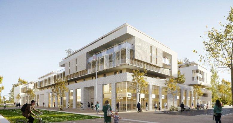 Achat / Vente immobilier neuf Montpellier sud Près d'Arènes (34000) - Réf. 5179
