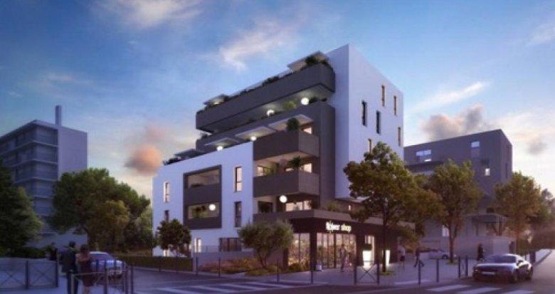 Achat / Vente immobilier neuf Montpellier sud TVA réduite (34000) - Réf. 2660