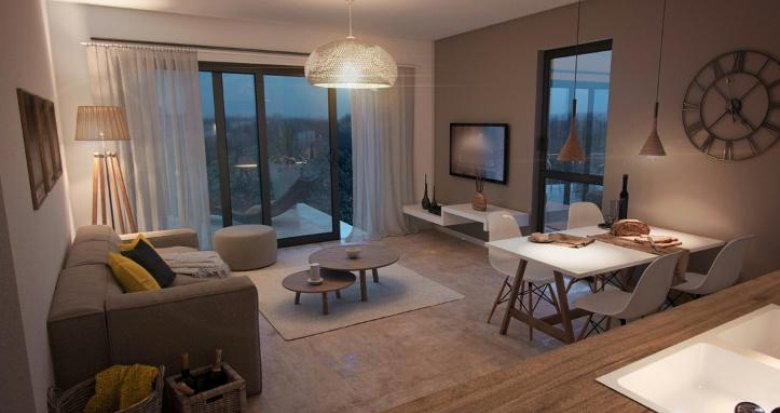Achat / Vente immobilier neuf Montpellier-Village (34000) - Réf. 999