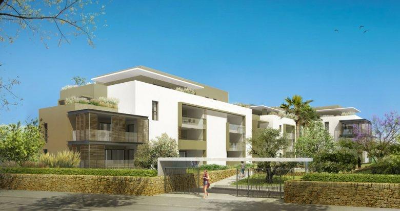 Achat / Vente immobilier neuf Pignan dans un nouveau quartier proche du centre (34570) - Réf. 387