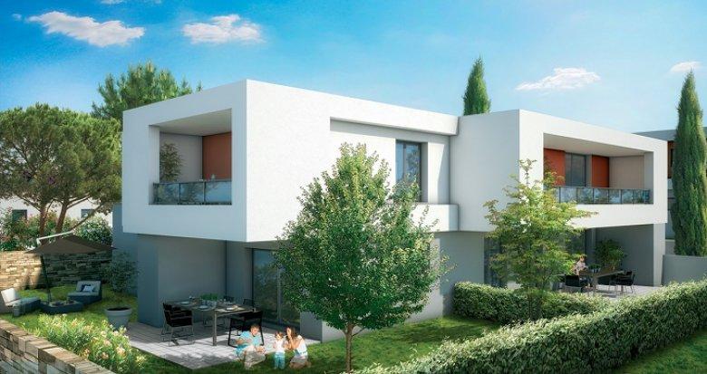 Achat / Vente immobilier neuf Prades-Le-Lez proche Montpellier (34730) - Réf. 770
