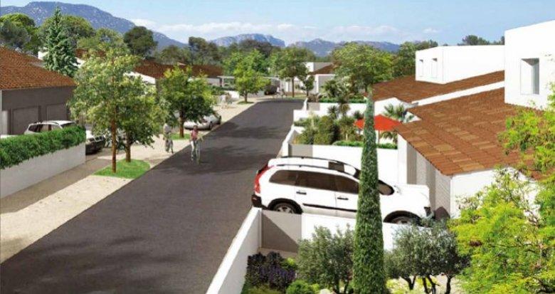 Achat / Vente immobilier neuf Saint-Gély-du-Fesc quartier de Beauregard-Valene (34980) - Réf. 882