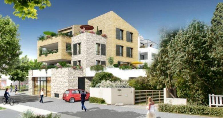 Achat / Vente immobilier neuf Saint Georges d'Orques centre-ville (34680) - Réf. 976