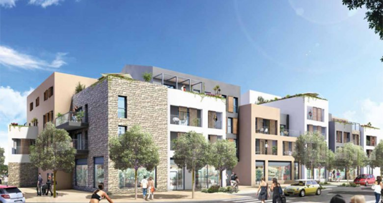 Achat / Vente immobilier neuf Saint-Georges-d'Orques, proche centre-ville (34680) - Réf. 1273