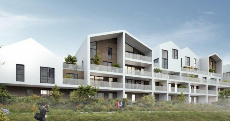 Achat / Vente immobilier neuf Saint Jean de Védas (34430) - Réf. 332