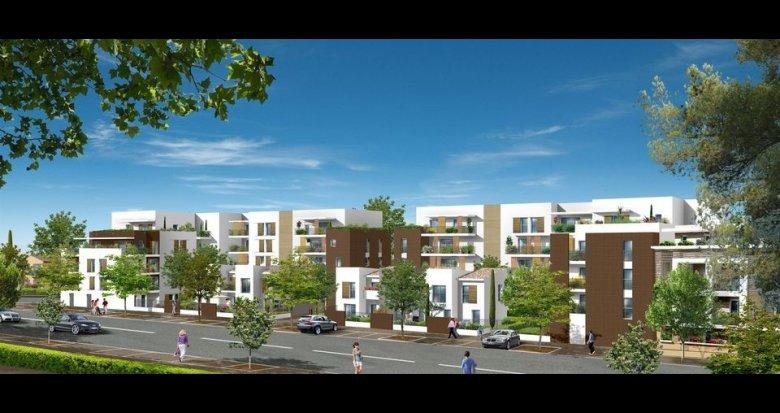 Achat / Vente immobilier neuf Saint-Jean-de-Védas (34430) - Réf. 747