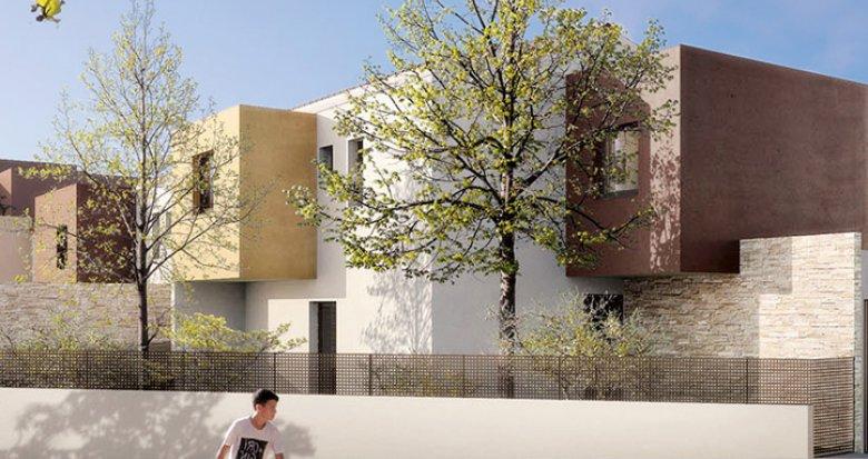 Achat / Vente immobilier neuf Saint-Jean-de-Védas, à 20 minutes de Montpellier (34430) - Réf. 475