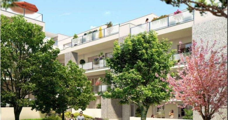Achat / Vente immobilier neuf Saint-Jean-de-Védas coeur de la ville (34430) - Réf. 1490