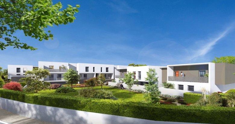 Achat / Vente immobilier neuf Saint Jean de Védas nouveaux quartiers (34430) - Réf. 330