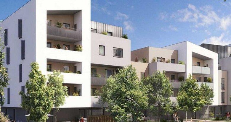 Achat / Vente immobilier neuf Saint-Jean-de-Védas proche tramway 2 (34000) - Réf. 1143