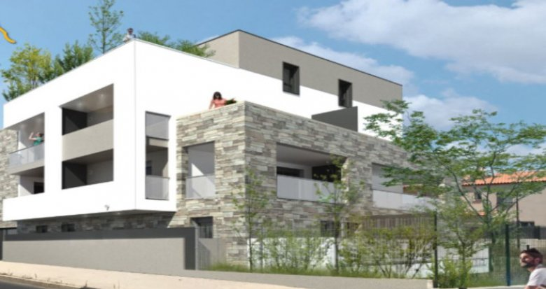 Achat / Vente immobilier neuf Saint-Mathieu-de-Tréviers centre-ville (34270) - Réf. 2835