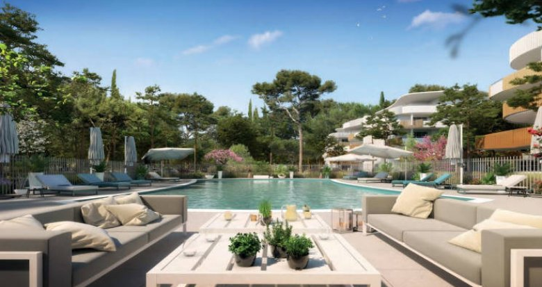 Achat / Vente immobilier neuf Sérignan à 500 mètres de la plage (34410) - Réf. 5120
