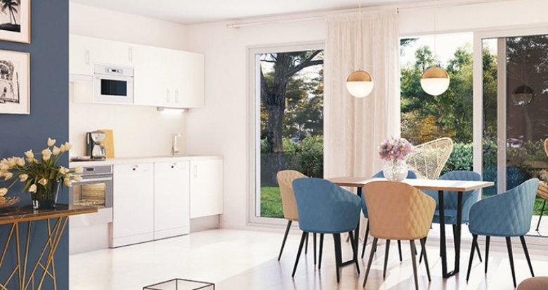 Achat / Vente immobilier neuf Sérignan proche plages de Valras (34410) - Réf. 5840