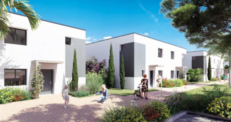 Achat / Vente immobilier neuf Sérignan proche Valras-Plage (34410) - Réf. 5451