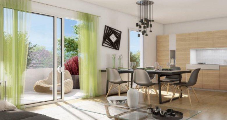 Achat / Vente immobilier neuf Sète à quelques pas de la gare (34200) - Réf. 5196