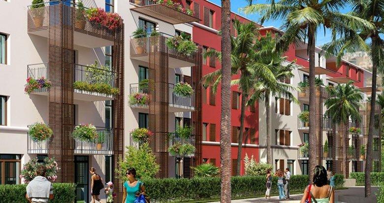 Achat / Vente immobilier neuf Sète, en bordure du Canal Royal (34200) - Réf. 883