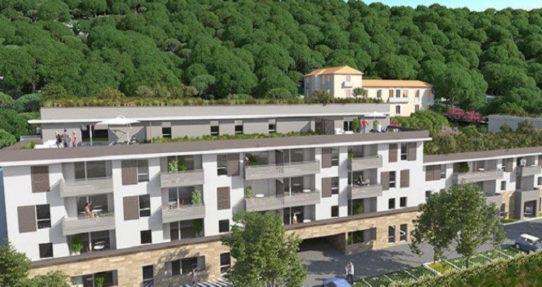 Achat / Vente immobilier neuf Sète quartier commerçant (34200) - Réf. 1231