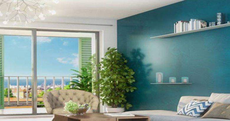 Achat / Vente immobilier neuf Sète quartier Le Mont Saint Clair (34200) - Réf. 4562