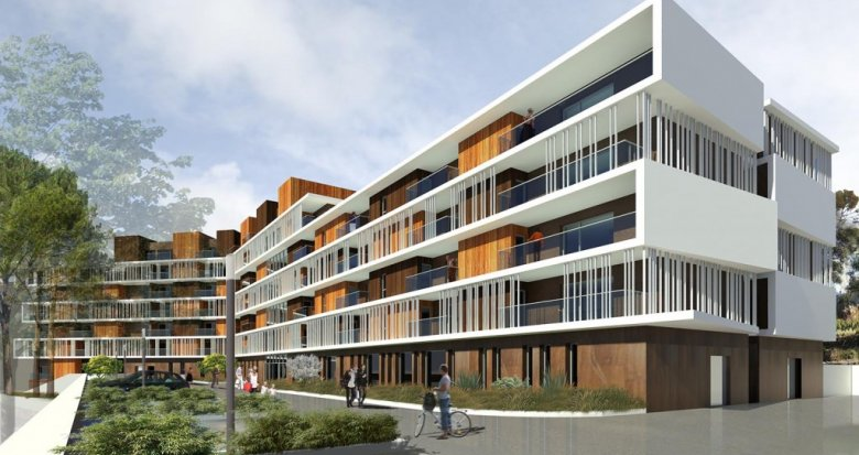 Achat / Vente immobilier neuf Sète résidence séniors (34200) - Réf. 742