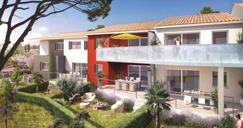 Achat / Vente immobilier neuf Valras-Plage proche Bézier (34350) - Réf. 389