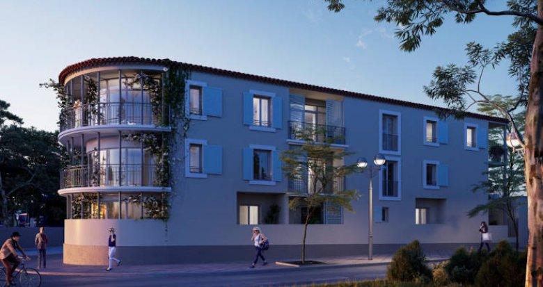 Achat / Vente immobilier neuf Vendargues coeur de ville (34740) - Réf. 5002