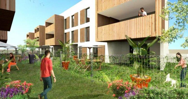 Achat / Vente immobilier neuf Vendargues proche de la mer (34000) - Réf. 1471
