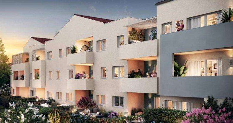 Achat / Vente immobilier neuf Vias centre-ville proche gare (34450) - Réf. 6121