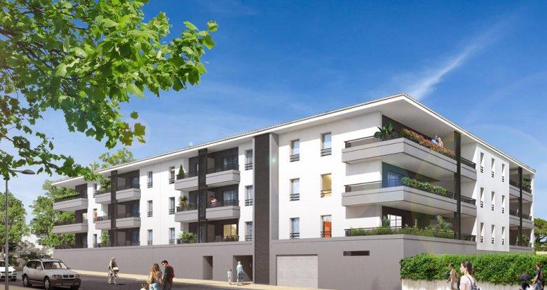 Achat / Vente immobilier neuf Vias proche centre (34450) - Réf. 650
