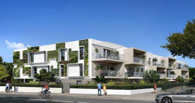 Achat / Vente immobilier neuf Villeneuve-lès-Maguelone 5 min du cœur de ville (34750) - Réf. 4713