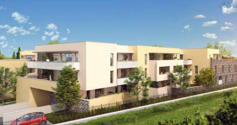 Achat / Vente immobilier neuf Villeneuve-lès-Maguelone proche commerces (34750) - Réf. 4848